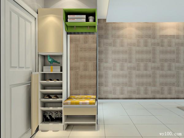 客餐厅装修效果图 25�O整体风格时尚简约_维意定制家具商城