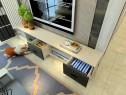 客餐厅装修效果图 31�O展示性极强的酒柜_维意定制家具商城