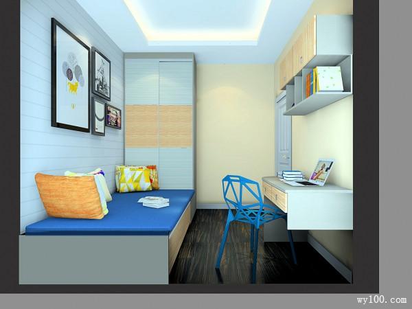 多功能室卧室装修效果图