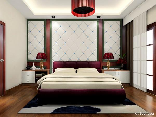复古多功能室卧室装修效果图