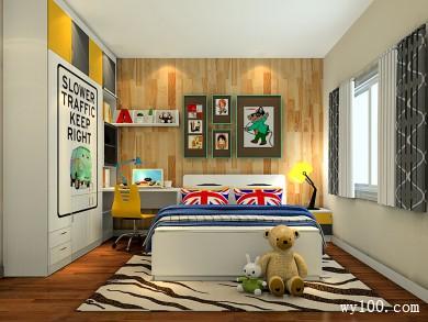 儿童房设计与装修 11�O打造儿童专属个性空间 title=