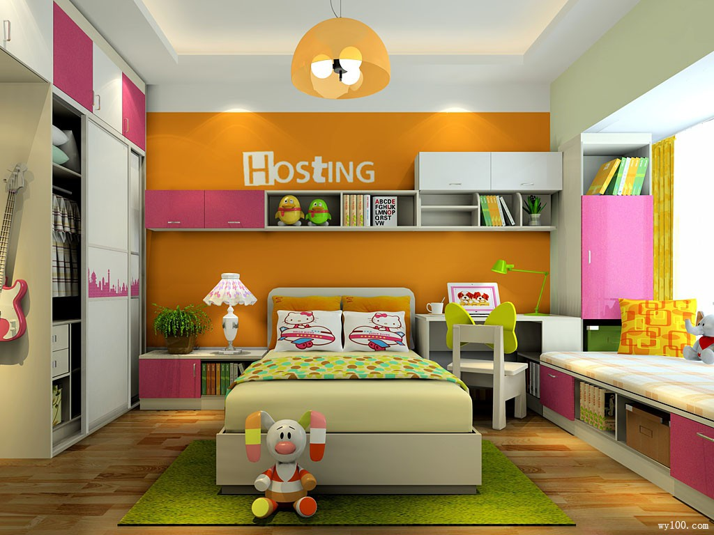 5�O以下卧室装修效果图