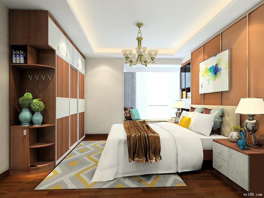 20000-30000元卧室装修效果图