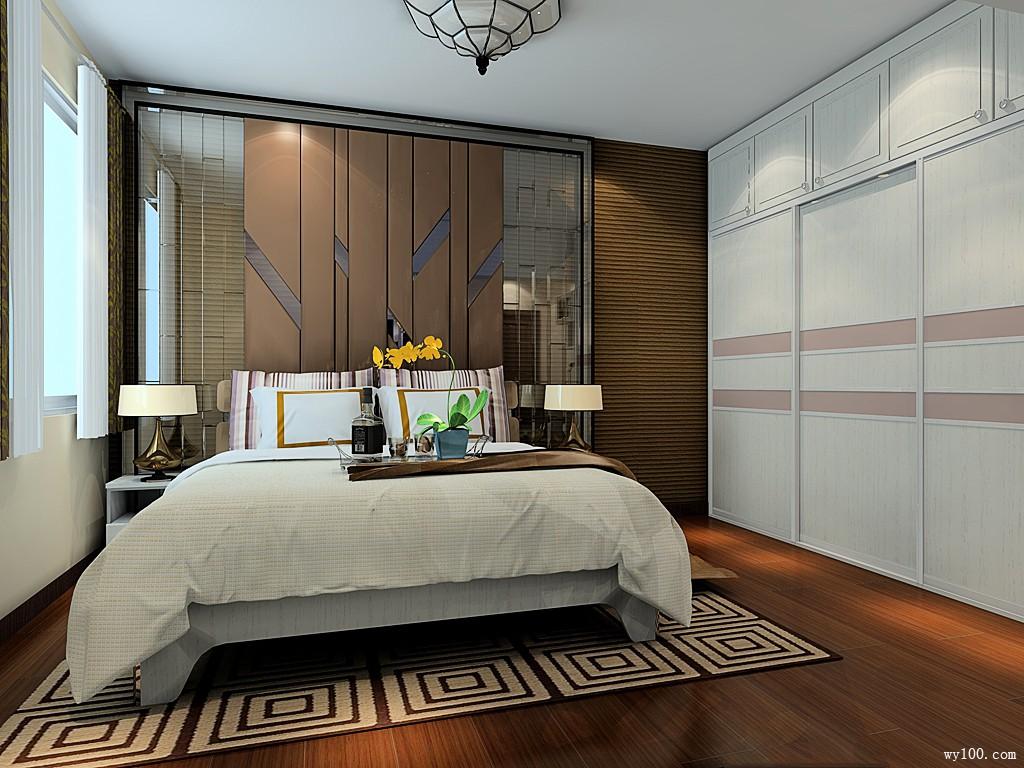 25-30�O卧室装修效果图