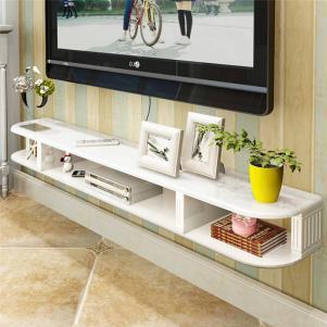 挂墙式小户型电视柜