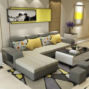 整体美观的新款沙发