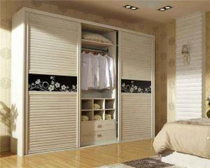 欧式风格家居衣柜