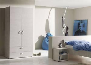 现代时尚室内衣柜