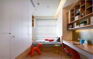 现代新榻榻米儿童房