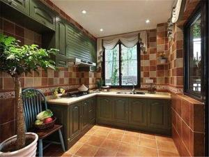 6平方米厨房小橱柜