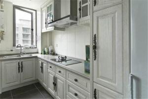 小户型整体厨房橱柜