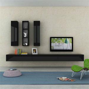 简易挂墙式电视柜
