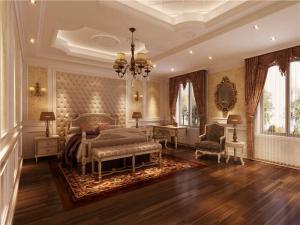 简易家庭卧室装修