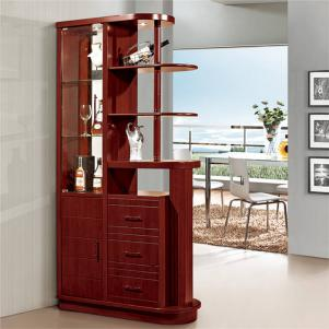 古典风格中式隔断柜