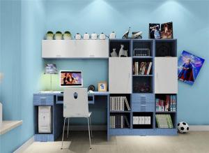 可爱温馨儿童房书柜