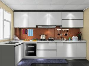 简约现代整体厨房