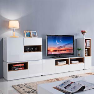 现代简易电视柜