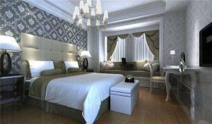 华丽的别墅卧室装修