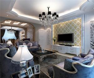 现代客厅家具定制