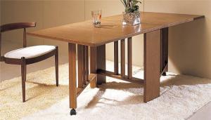 便捷式隐形餐桌