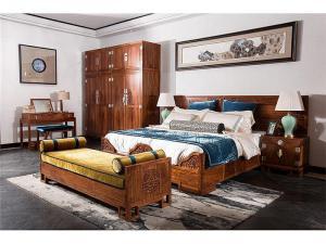 京瓷苏梨阅梨同款家具床