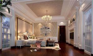 奢华小卧室装修案例