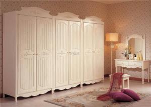 时尚欧式家具衣柜