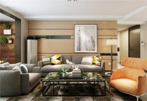 新颖的小客厅家具