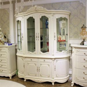 欧式饭厅装饰柜