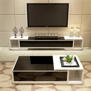 客厅挂墙式好看的电视柜