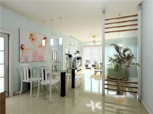 两居室玄关设计效果图