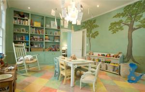 儿童乐园儿童房书柜