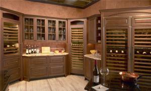 家用红酒柜酒窖设计