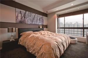 别墅卧室装修组合
