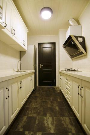 厨房吊顶橱柜