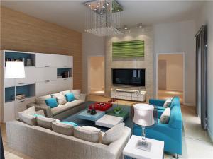 现代客厅家具尺寸