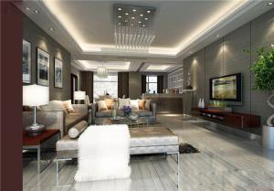 家装现代客厅家具