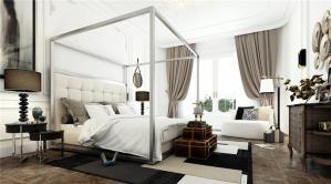 多功能家庭卧室装修