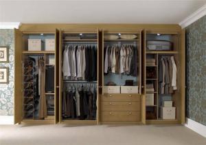 新式衣柜组合