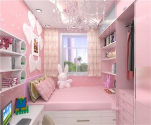 10平米儿童房设计效果图