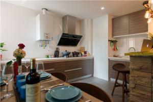 小户型家装样板厨房装修