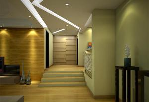 公寓家装隐形门设计