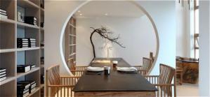 木元素打造中式风格