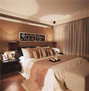 热门带飘窗的卧室装修