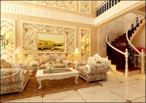 别墅美式田园风格