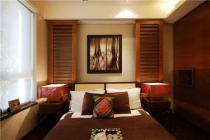 中式风格次卧设计