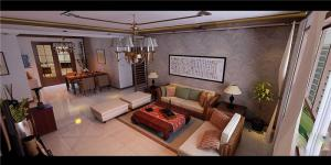 中式客厅家具定做