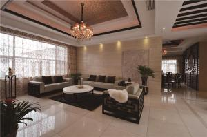 现代客厅家具组合