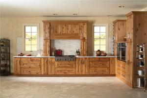 简约厨房装饰柜