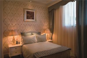 15平方米小卧室床